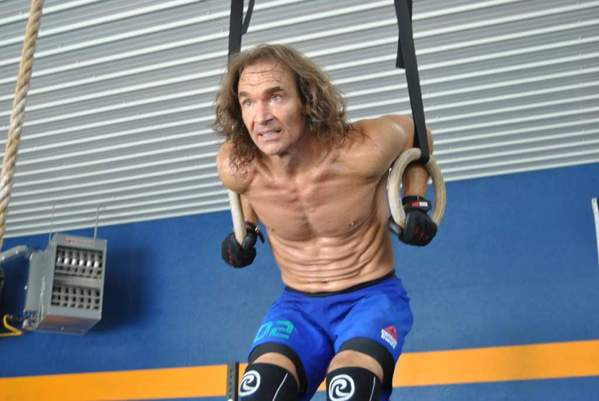 Dave-Hippensteel - 3 Times Masters CrossFit Champion