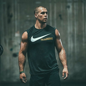 Cole Sager - 6th Time CrossFit Games Competitor and an Inspiration