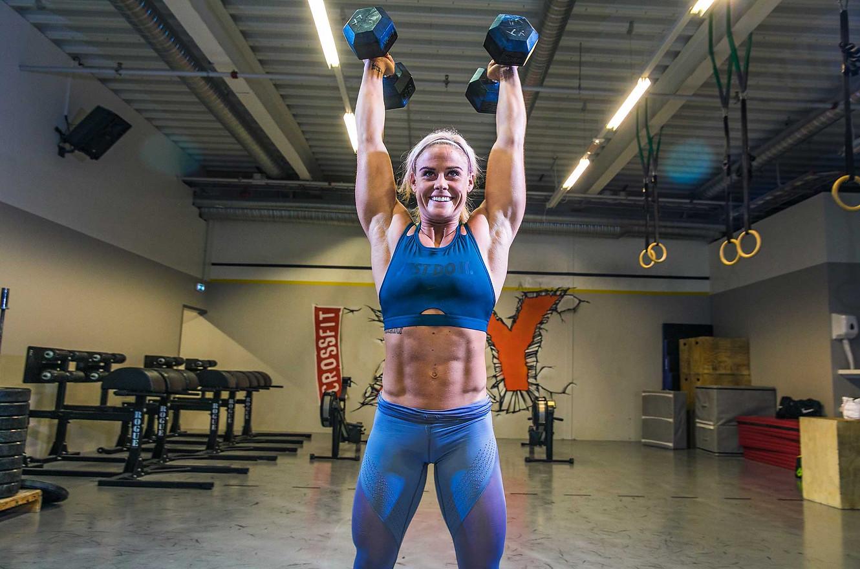 Sara Sigmundsdottir - An Incredible Athlete