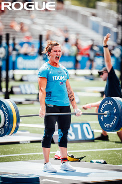 Tia Claire Toomey - GOAT 4 Times Fittest Woman On Earth 2017-2020