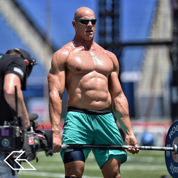 Ron Ortiz - 2 Times Masters CrossFit Champion 2013 and 2016