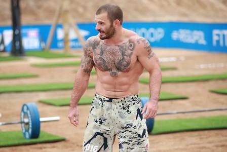 Mat Fraser - 5 Times Fittest Man on Earth GOAT