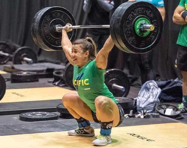 Kara Webb Saunders - An amazing CrossFit Athlete