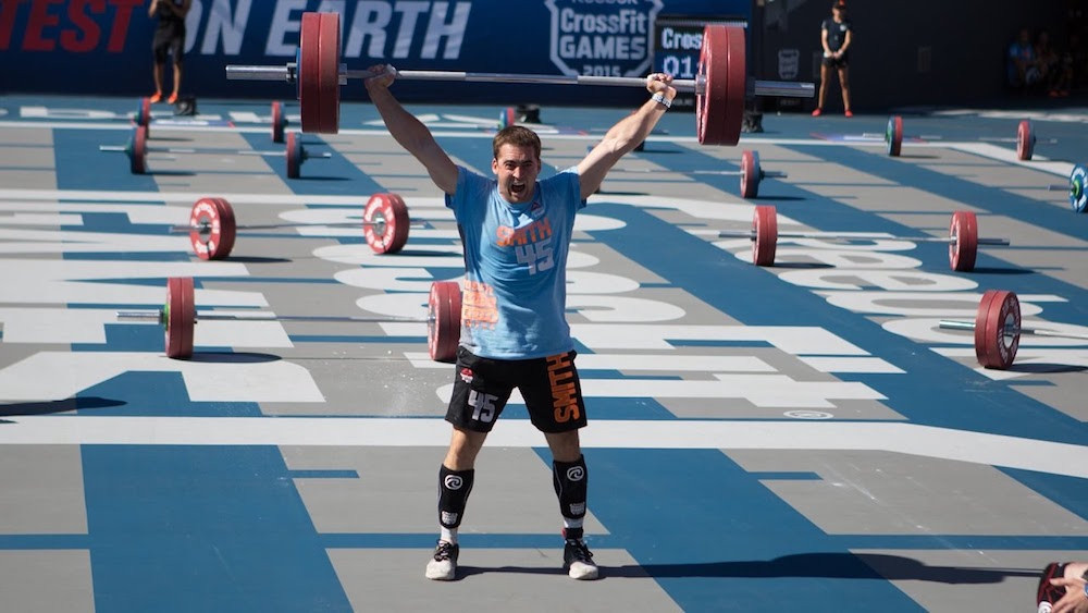 Ben Smith - 2015 Fittest Man On Earthjpg