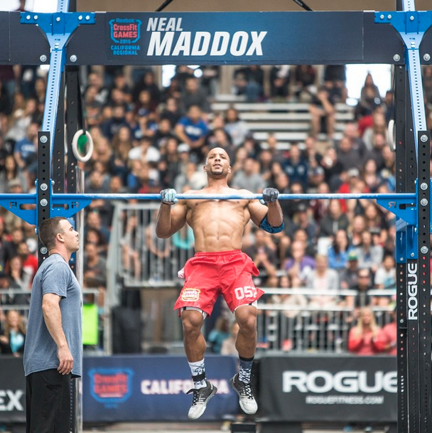 Neal Maddox - 2018 Masters Champion