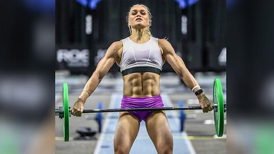 Katrin Davidsdottir - 2 Times Fittest Woman On Earth