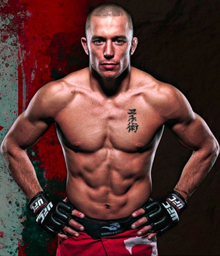 Georges StPierre - GSP RushFit - The Greatest MMA Fighter Of All Time