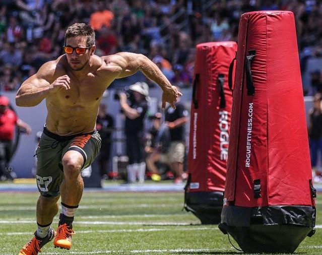 Dan Bailey - An incredible CrossFit Games Competitor