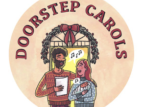 Doorstep Carols Words