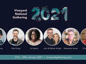 Vineyard is Gathering