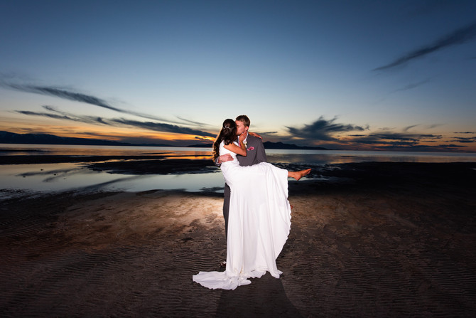 Brandon And Kaitlyn - Bridals