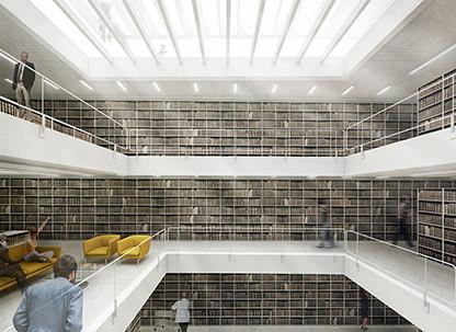 O IAB e sua biblioteca