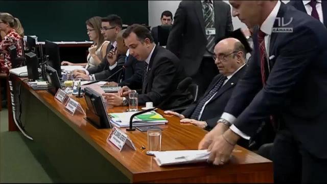 Defesa de Ministro de Estado na Câmara dos Deputados - Parte 2
