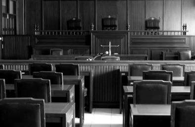 Tribunal: um lugar sagrado