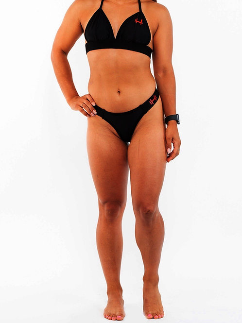 Logo Fitness Bikini Thong