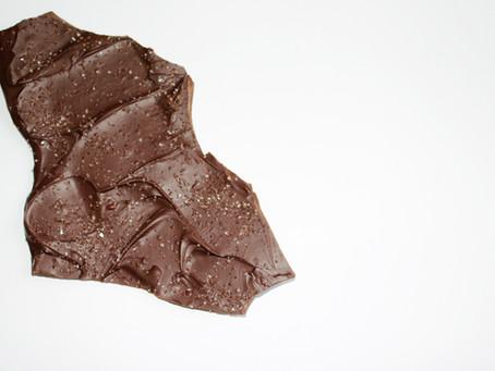 E quem disse que o chocolate não é um alimento funcional?