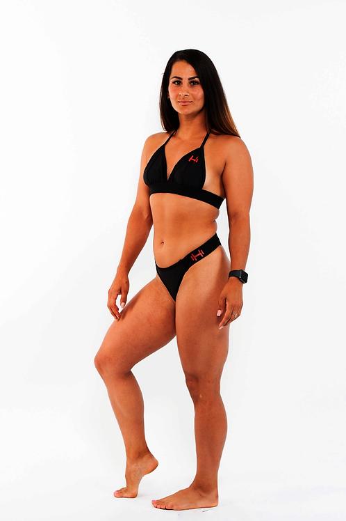 Logo Fitness Bikini Top