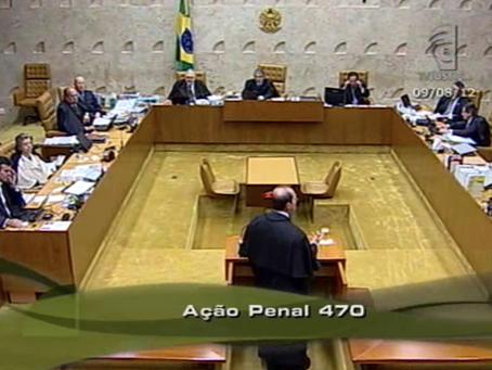 STF - Ação Penal 470 (Parte 1/2)