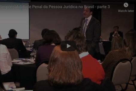 Responsabilidade Penal da Pessoa Jurídica no Brasil - parte 3