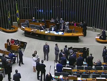 Defesa de Ministro de Estado na Câmara dos Deputados - Parte 3