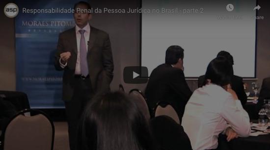Responsabilidade Penal da Pessoa Jurídica no Brasil - parte 2