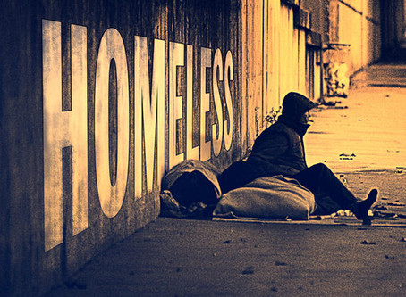 HOMELESS OUTREACH   July 18, 2020