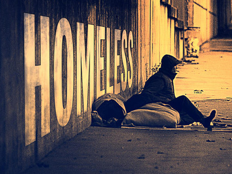 HOMELESS OUTREACH   July 18, 2020