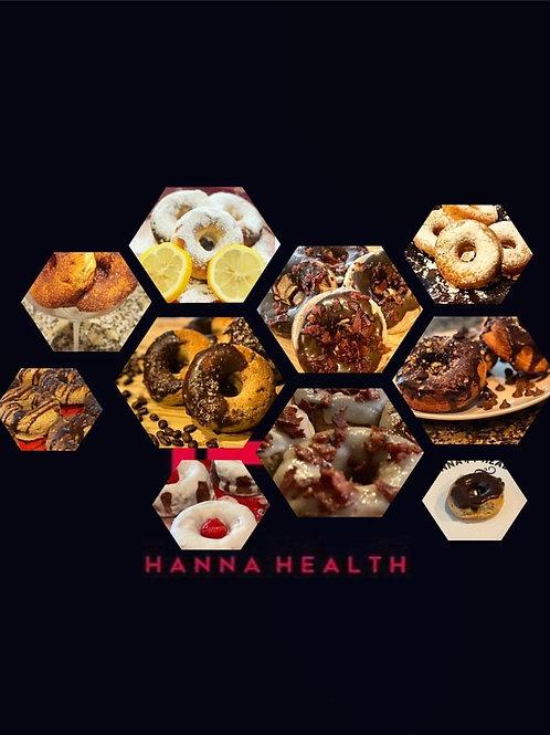 Dozen Protein Donuts - Gluten Free/Keto-Friendly