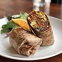 Vegan Quinoa Breakfast Burrito