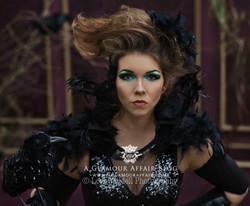 the raven a glamour affair