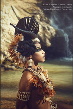 ABS portfolio african shoot