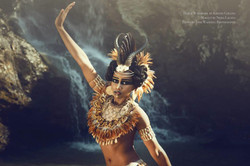 ABS portfolio african shoot from front