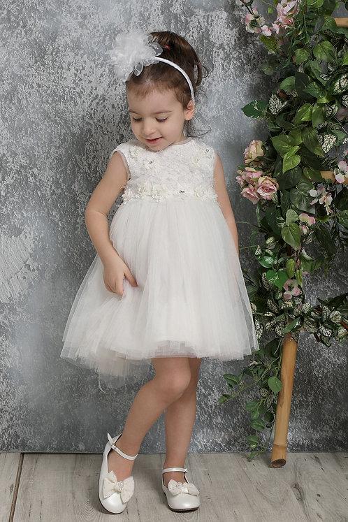 Ρούχο Βάπτισης για Κορίτσι K4315Φ - I