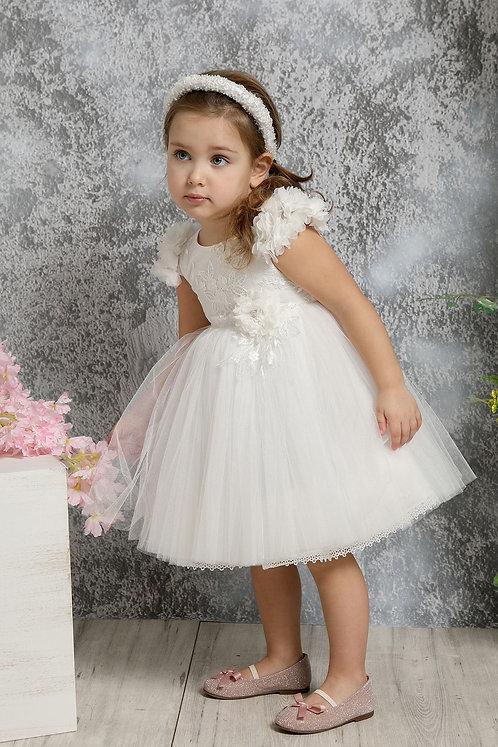 Ρούχο Βάπτισης για Κορίτσι K4313Φ - Ι