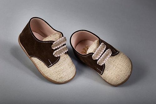 Βαπτιστικό παπουτσάκι - πρώτα βήματα  - 2120Κ