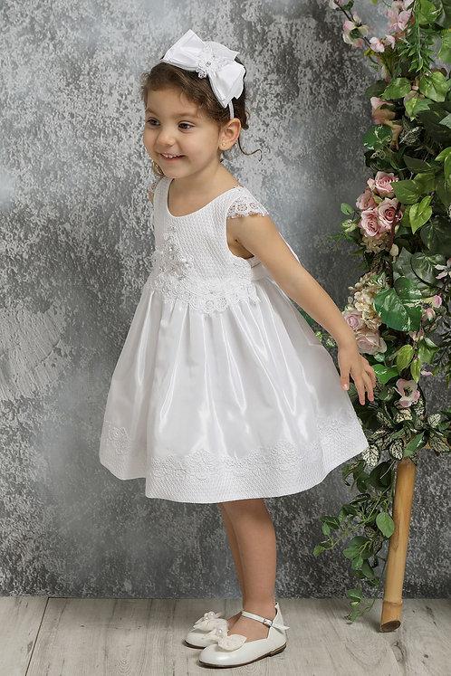 Ρούχο Βάπτισης για Κορίτσι K4328Φ