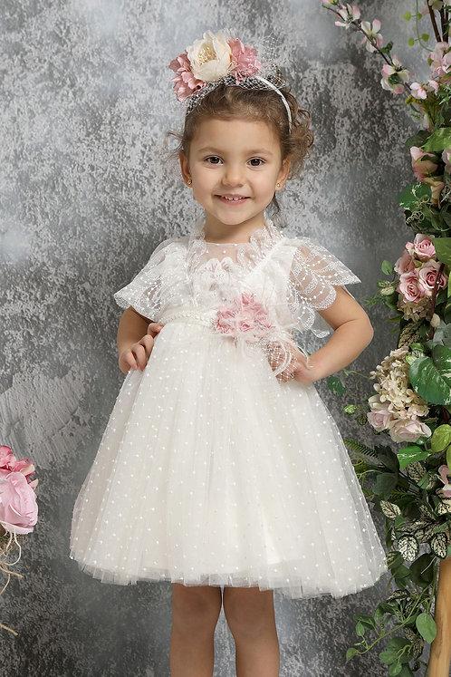 Ρούχο Βάπτισης για Κορίτσι K4331Φ