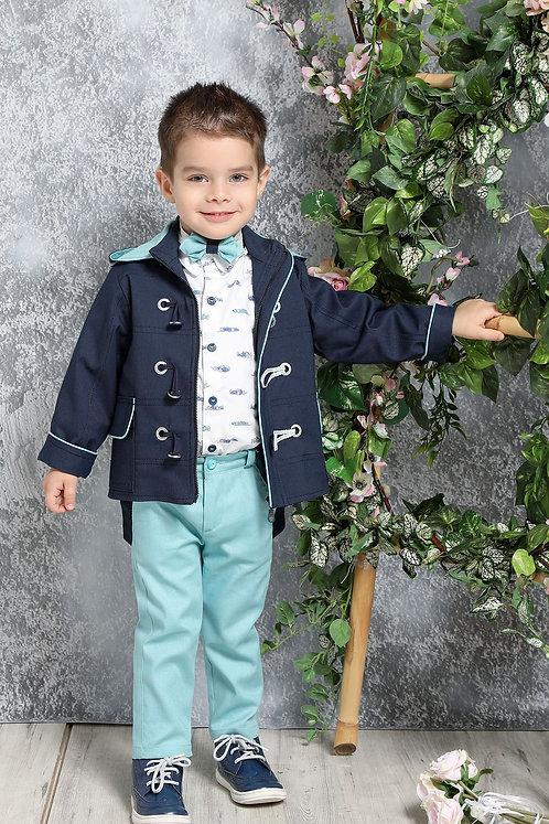 Ρούχο Βάπτισης για Αγόρι Α4397