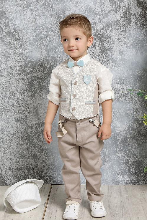 Ρούχο Βάπτισης για Αγόρι Α4399 - ΜΠ