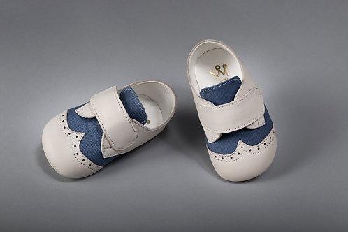 Βαπτιστικό παπουτσάκι αγκαλιάς  - 2105Ε