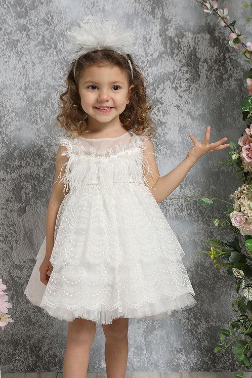 Ρούχο Βάπτισης για Κορίτσι K4310Φ