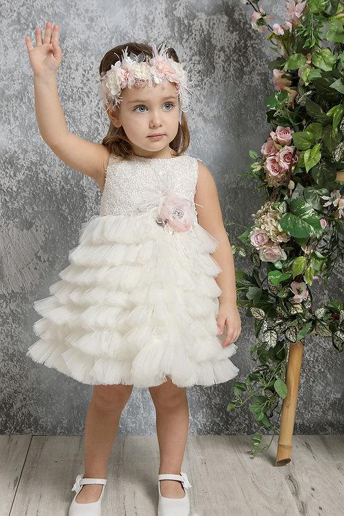 Ρούχο Βάπτισης για Κορίτσι K4321Φ - I