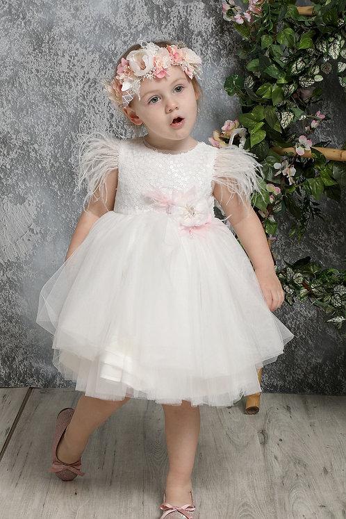 Ρούχο Βάπτισης για Κορίτσι K4277Φ - Ι