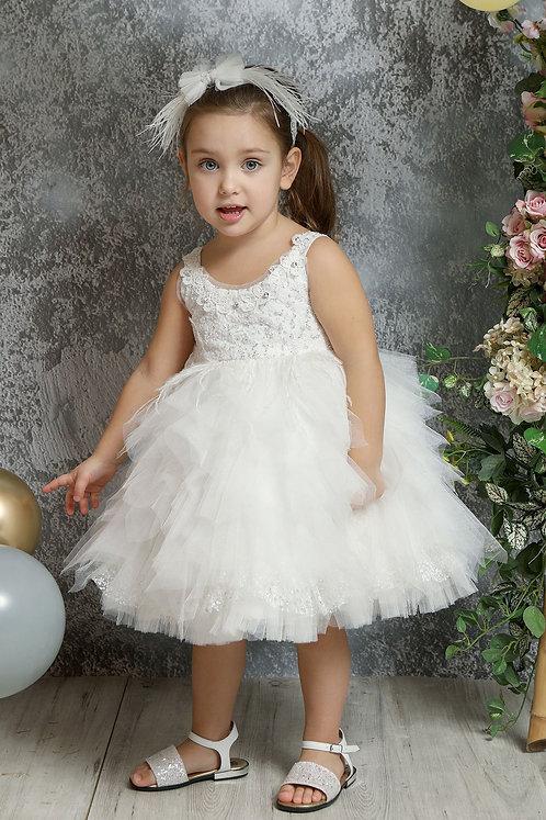Ρούχο Βάπτισης για Κορίτσι K4325Φ - Ι