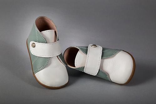 Βαπτιστικό παπουτσάκι - πρώτα βήματα  - 2122Ε