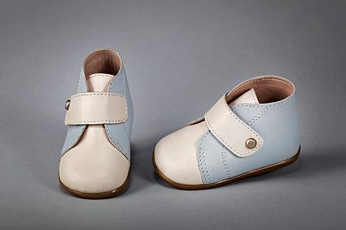 Βαπτιστικό παπουτσάκι - πρώτα βήματα  - 2122Β