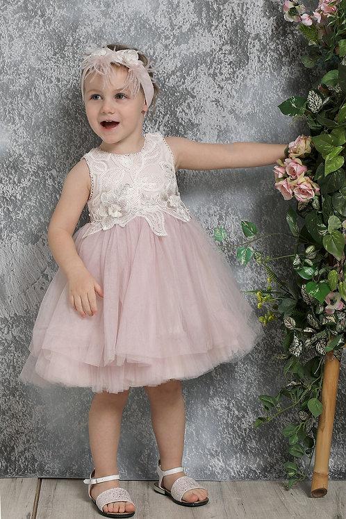 Ρούχο Βάπτισης για Κορίτσι K4323Φ - Κ