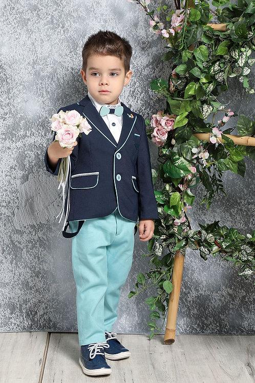 Ρούχο Βάπτισης για Αγόρι Α4398
