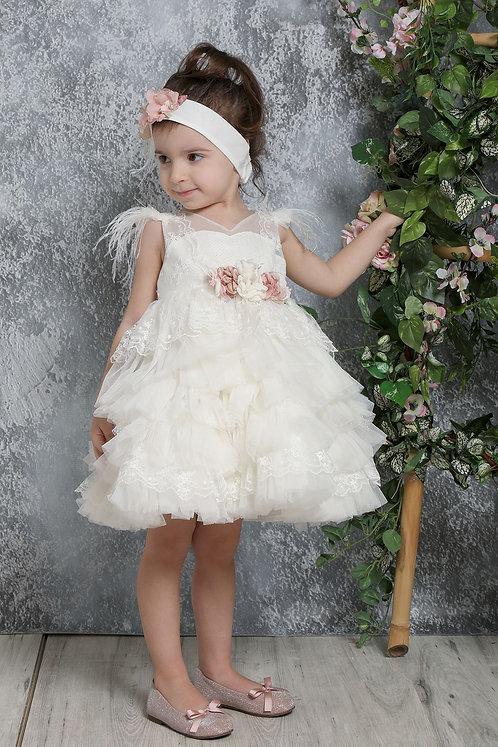 Ρούχο Βάπτισης για Κορίτσι K4316Φ
