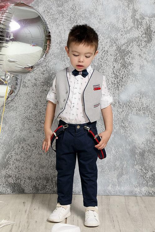 Ρούχο Βάπτισης για Αγόρι Α4400 - ΓΜ